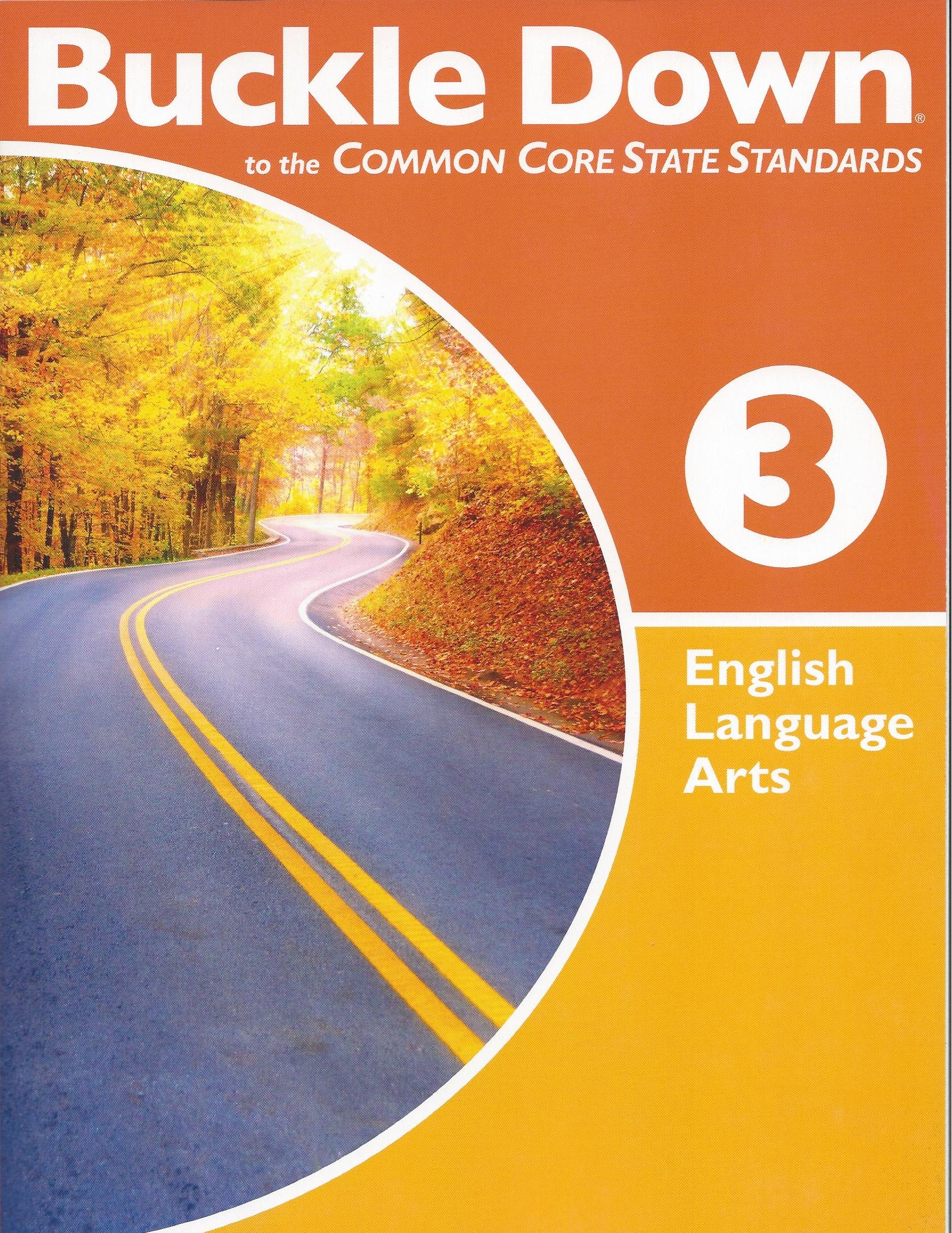 Amazon buckle down on the common core state standards english amazon buckle down on the common core state standards english language arts grade 3 9780783680491 triumph learning books fandeluxe Image collections