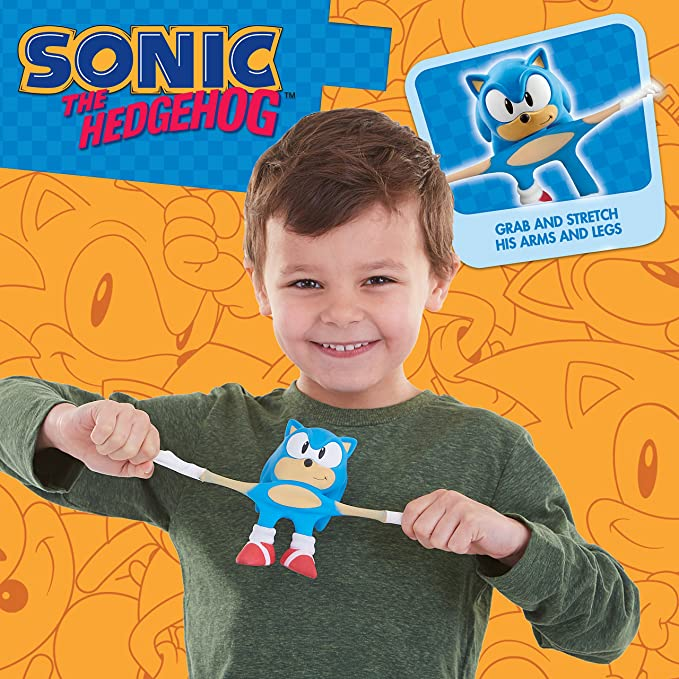 Stretch 06778 Mini Sonic The Hedgehog Action- & Spielfiguren