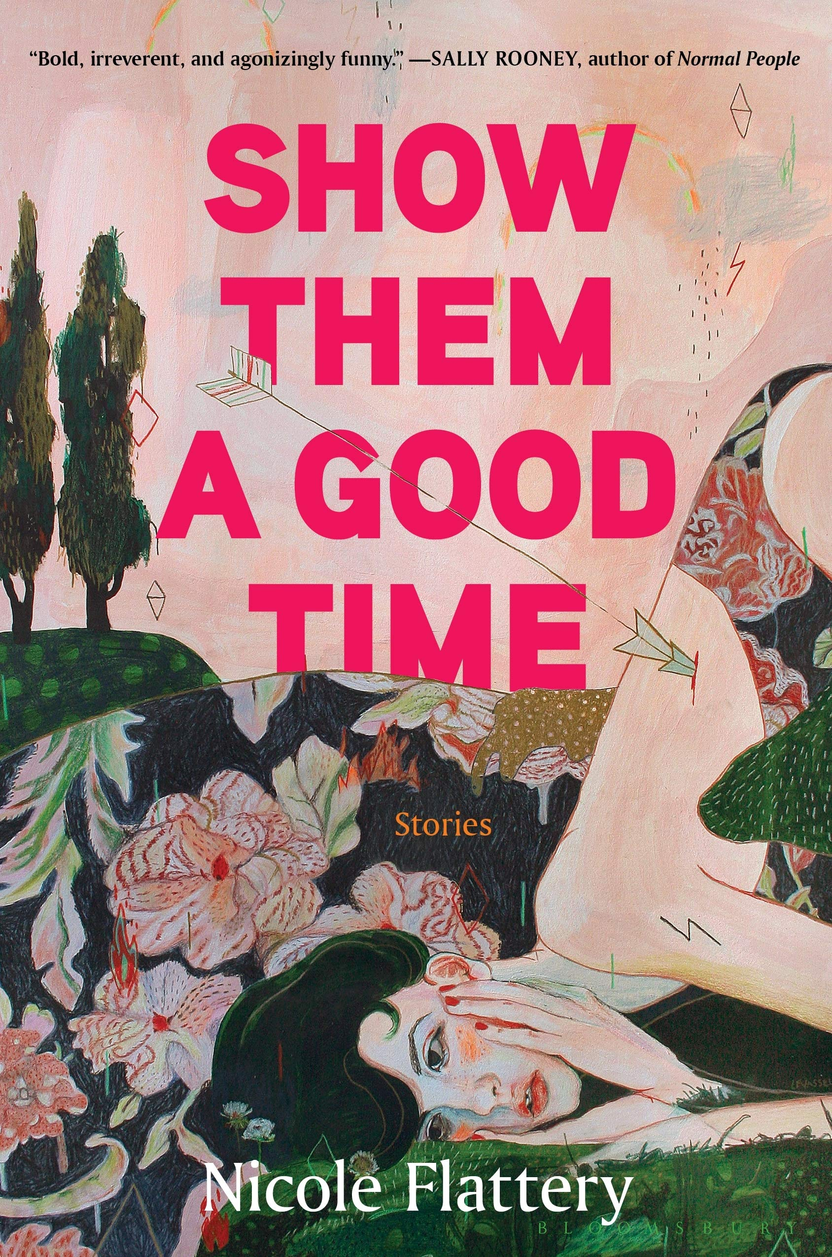 Image result for Show Them a Good Time by Nicole Flattery