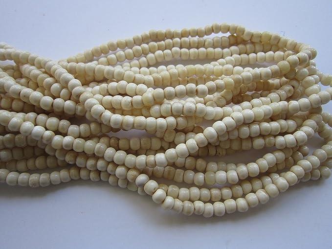 8mm Tan Horn Beads Buffalo Horn Teardrop Beads Ethnic Natural Horn Beads BB17-1016B Black Horn Beads 25 BEads Tribal Rustic Beads