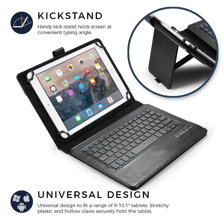 48ebe7cd45 Amazon | Sony Xperia Tablet Z LTE Wi-Fi キーボード ケース COOPER INFINITE EXECUTIVE  2-in-1 ワイヤレス Bluetooth キーボード マグネット式 レザー トラベル ...