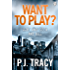 Want to Play?: Twin Cities Book 1 (Twin Cities Thriller)