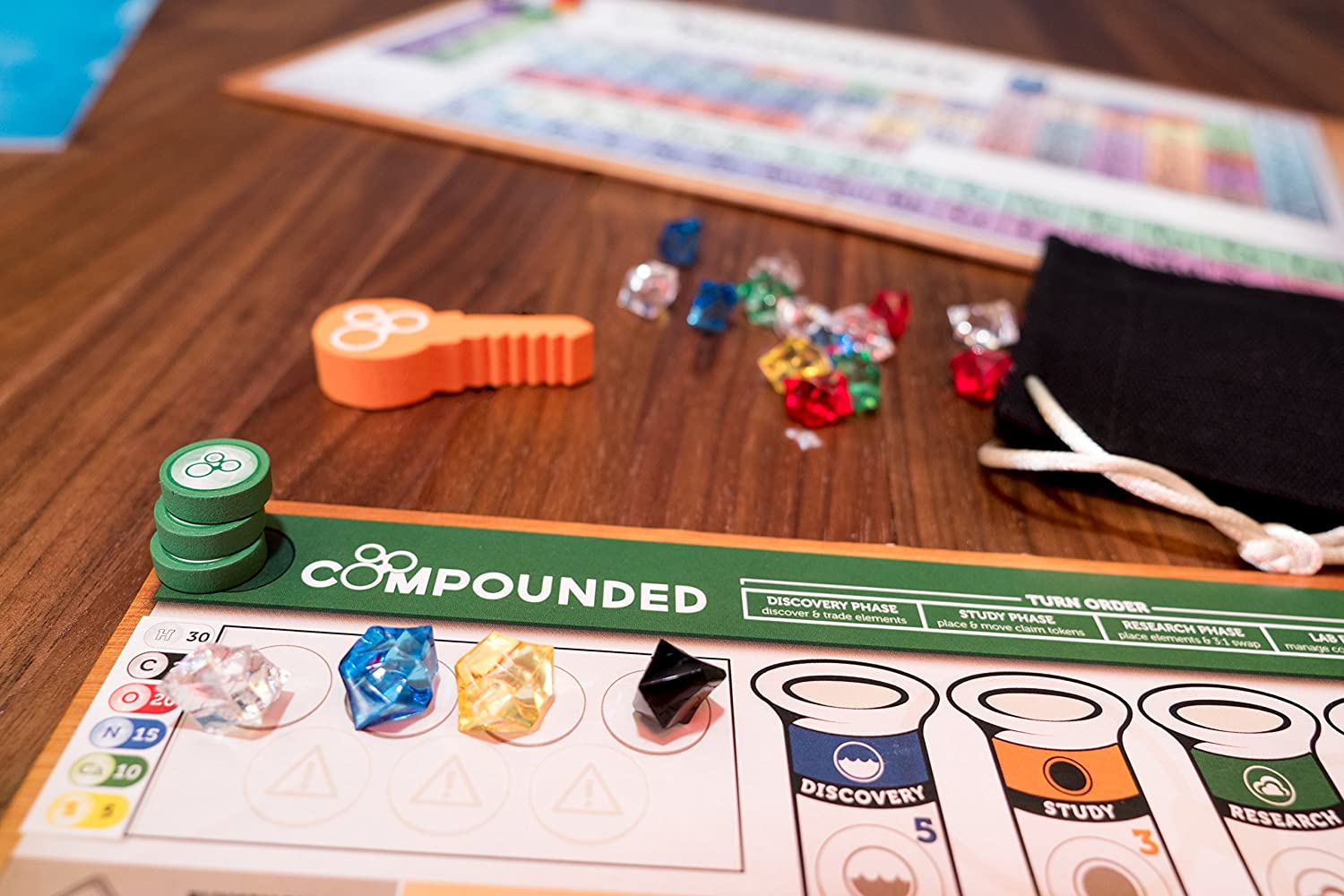 Amazon compounded board game toys games gamestrikefo Image collections
