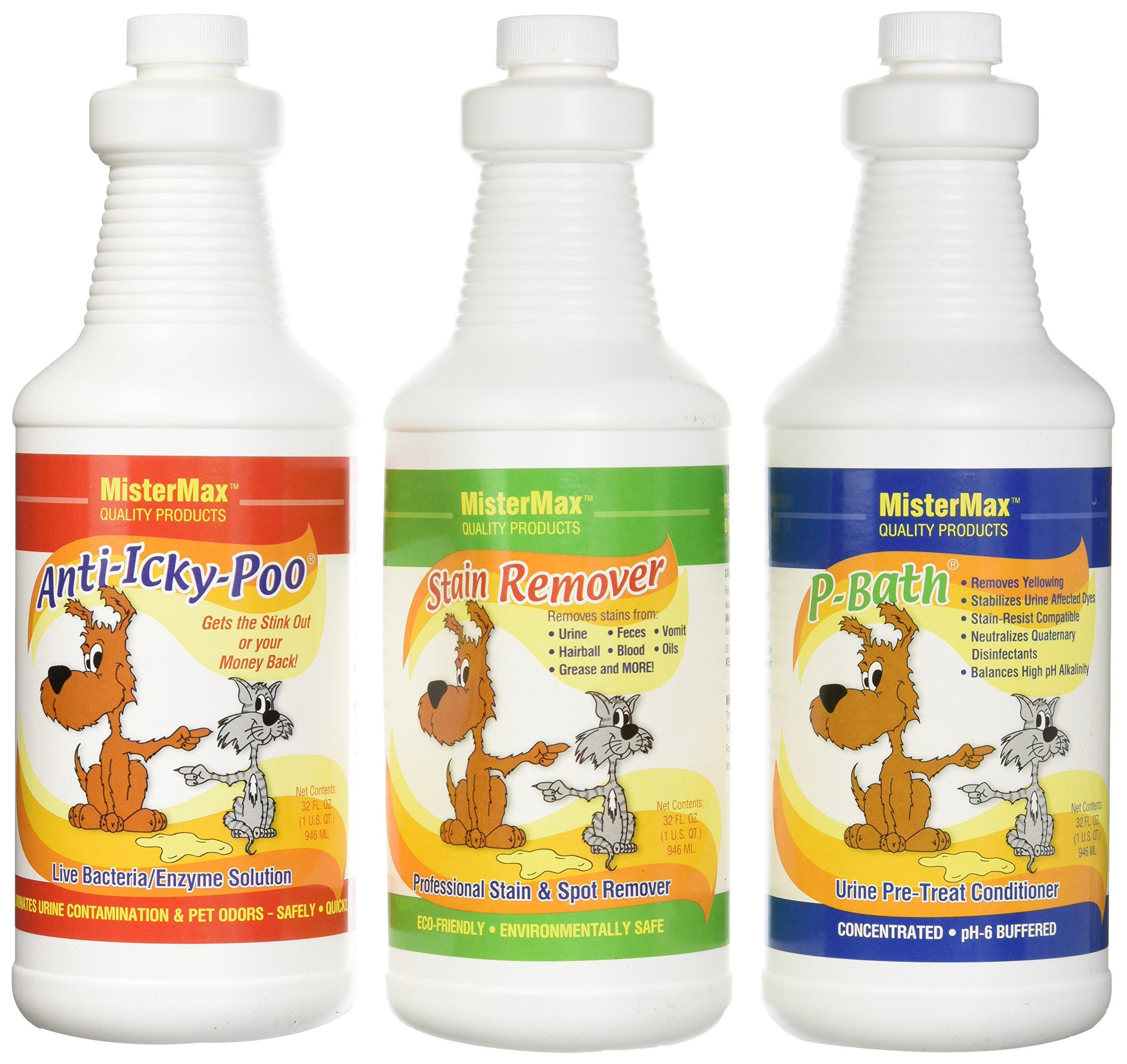 Anti Icky Poo Complete Sampler Pack