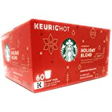 Starbucks K Cups (A Holiday Blend 60 K Cups)
