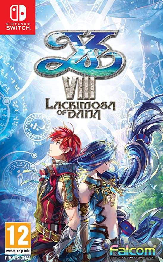 Ys VIII: Lacrimosa of Dana (Switch) - Nintendo Switch [Importación ...