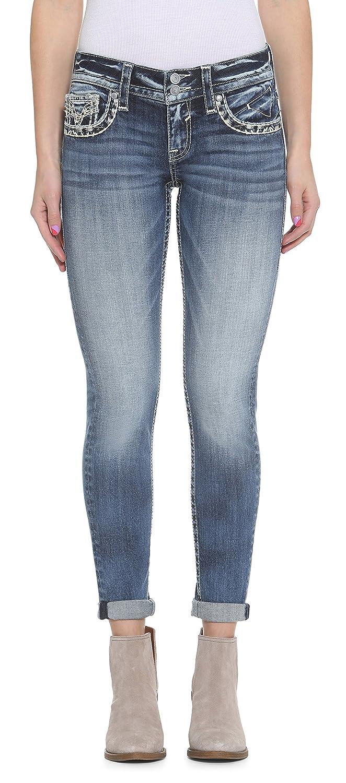 3f3e84c4706 Amazon.com: VIGOSS Women's New York Skinny Jean: Clothing