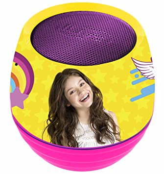 Lexibook Disney Soy Luna Matteo Mini Bluetooth Speaker 3w Speaker