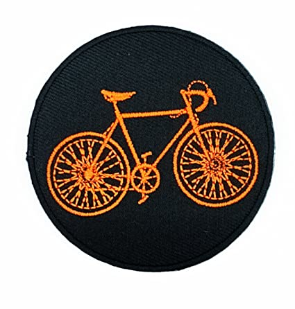 Amazon.com: HHO Naranja bicicleta BMX Bicicleta de carretera ...