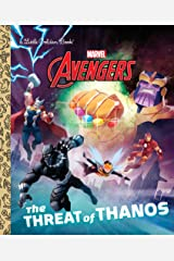 The Threat of Thanos (Marvel Avengers) (Little Golden Book) Kindle Edition
