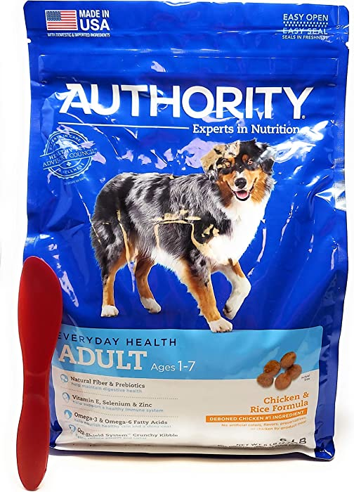 The Best Authority Brand Dog Food