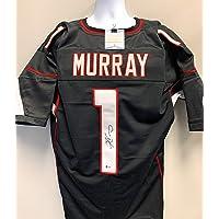 $175 » Kyler Murray Arizona Cardinals Signed Autograph Custom Jersey Black Beckett Witnessed Certified