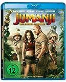 Jumanji: Willkommen im Dschungel [Blu-ray]