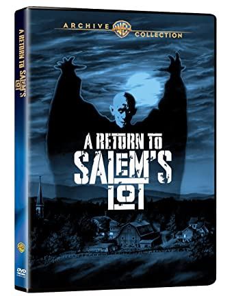 Return To Salems Lot Edizione: Stati Uniti USA DVD: Amazon.es ...
