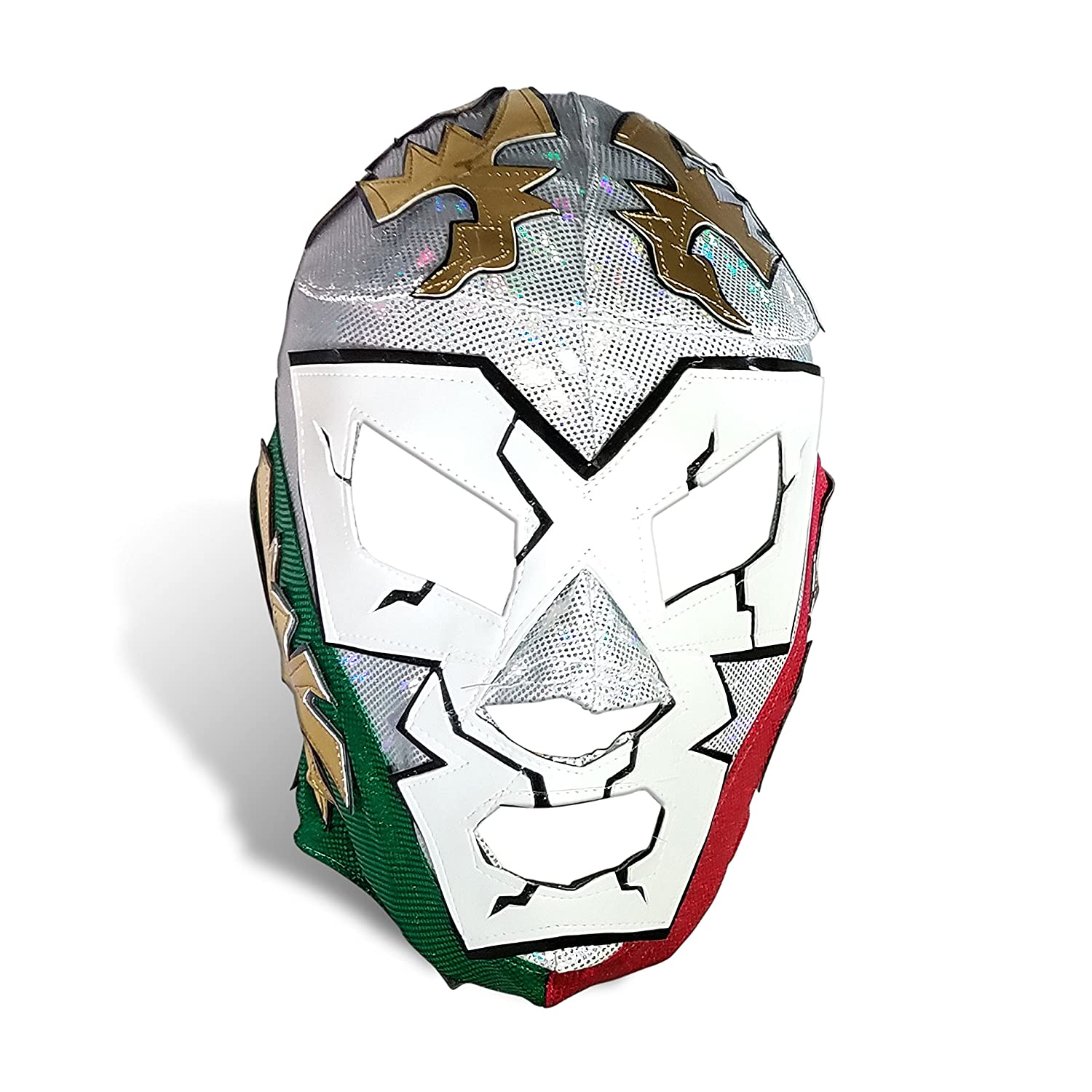 Amazon.com: Dr. Wagner Jr. Mexican Pro-Wrestling Lycra Mask- Lucha Libre Mask: Sports & Outdoors