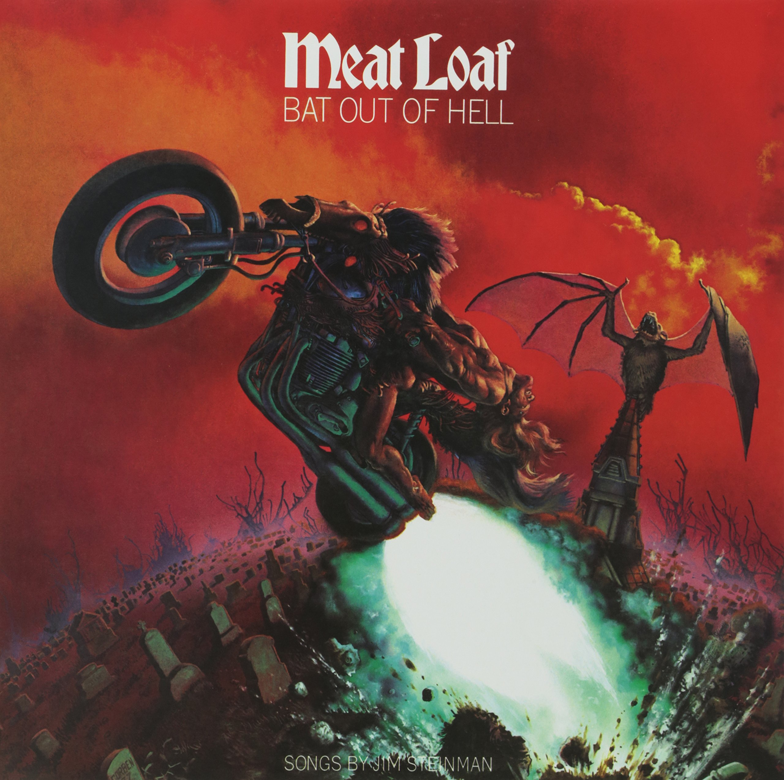 Bat Out Of Hell (180 Gram Audiophile Vinyl)