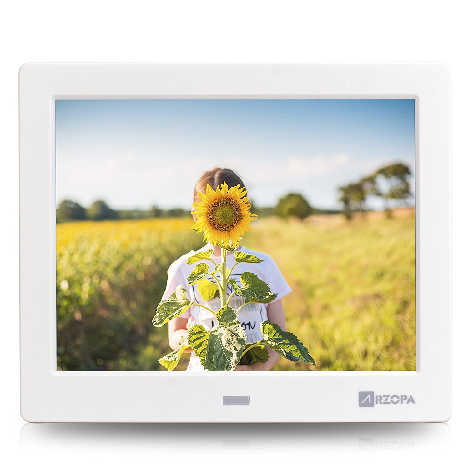 Amazon digital picture frames arzopa jeuxipadfo Image collections