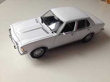 Ru118 Car Opel 1 Générique Rekord 43 Auto Legendary Ixo n0wkPO