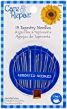 Dritz Tapestry Needles Compact-Assorted Sizes