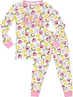 Emoji - Pijama para niñas - Emoji - Ajuste Ceñido