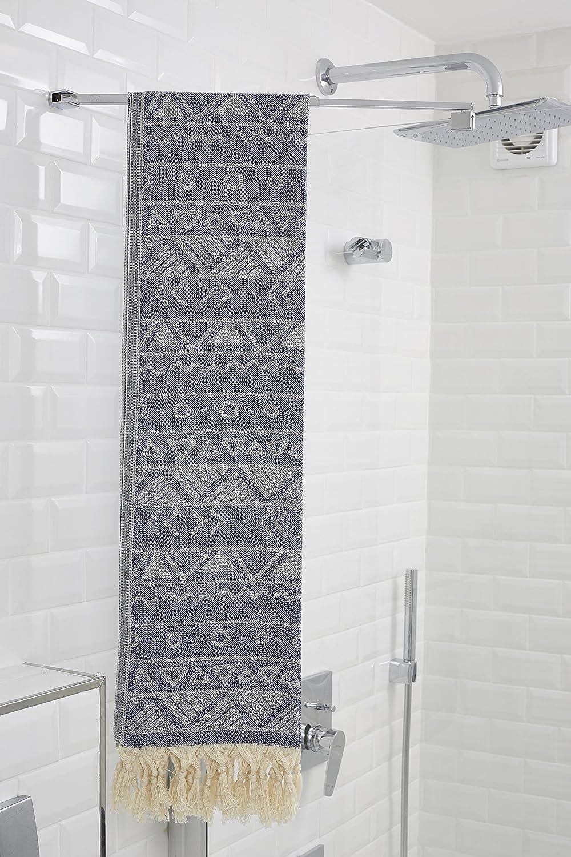 Amazon.com: Peshtemal Turkish Beach Towel Lightweight 100% Cotton ...