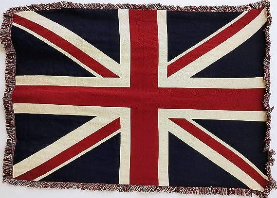 Amazon.com: Bandera de Union Jack Manta – 69 x 48 EE. UU ...