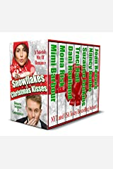 Snowflakes and Christmas Kisses - A Yuletide Mix of Romance Kindle Edition