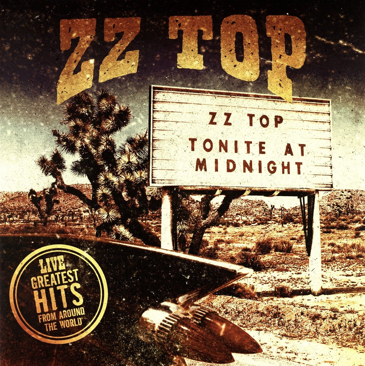 ZZ Top – Live! Greatest Hits From Around The World