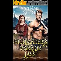 Highlander's Warrior Lass: A Steamy Scottish Medieval Historical Romance (Highlands' Formidable Warriors)
