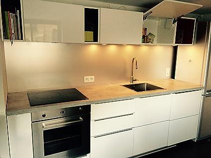 Credenza Da Cucina : Alucouleur credenza da cucina cm in alluminio anodizzato