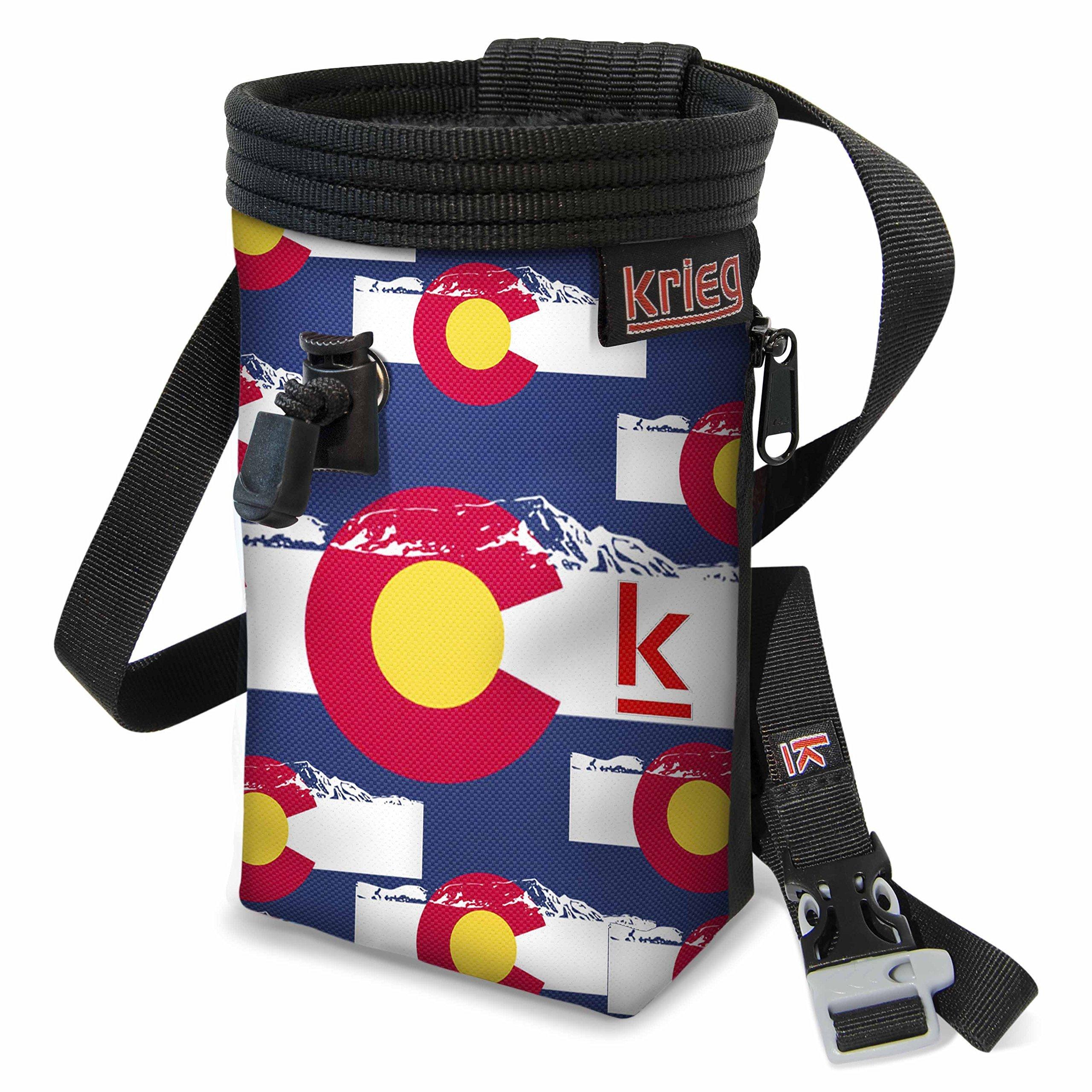 Krieg Climbing Colorado Chalk Bag