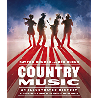Country Music: An Illustrated History book cover