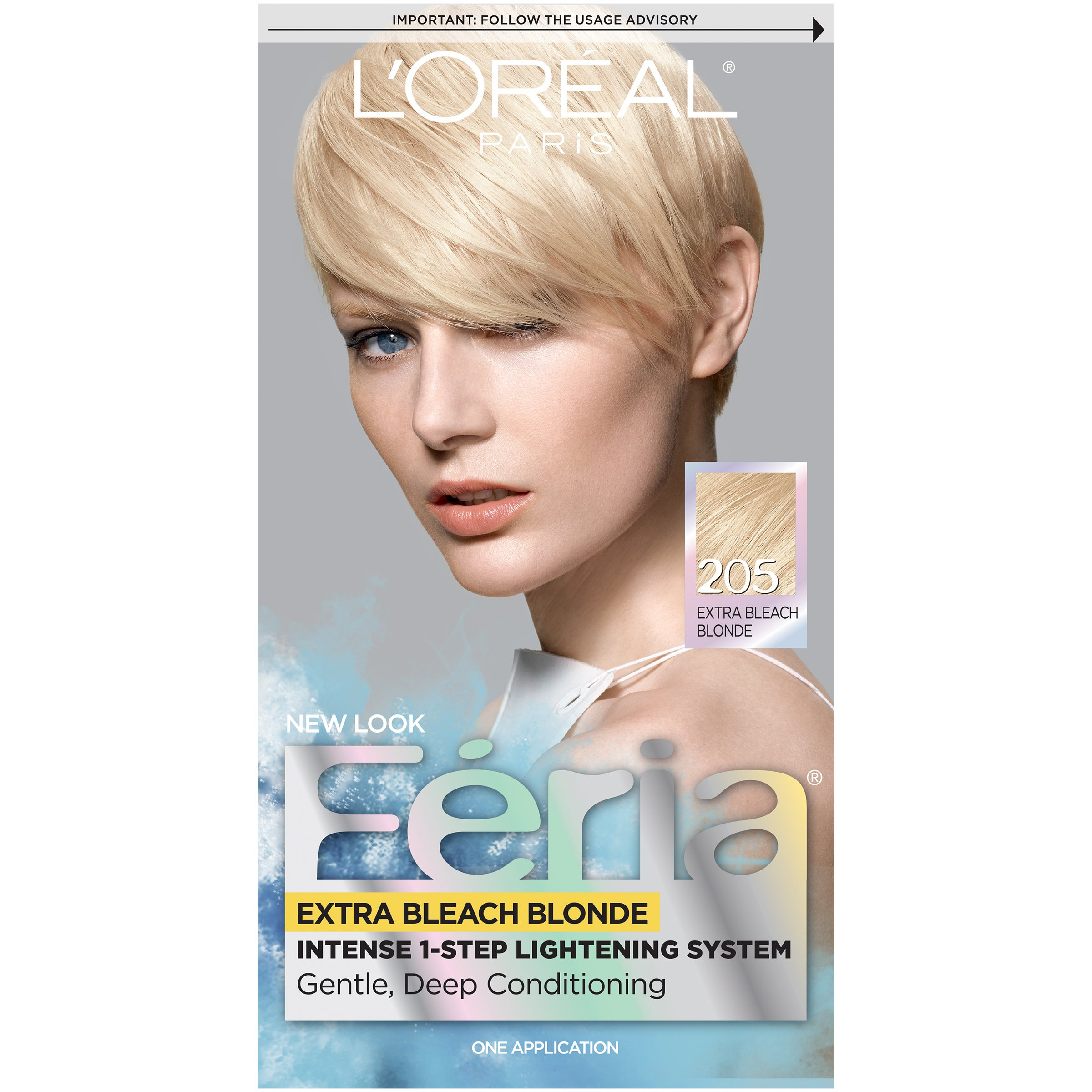Amazon.com : L'Oréal Paris Feria Pastels Hair Color, P1 ...