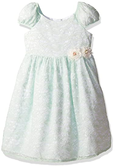 2d8eb9264 Laura Ashley London Girls  Special Occasion Dress  Amazon.co.uk ...