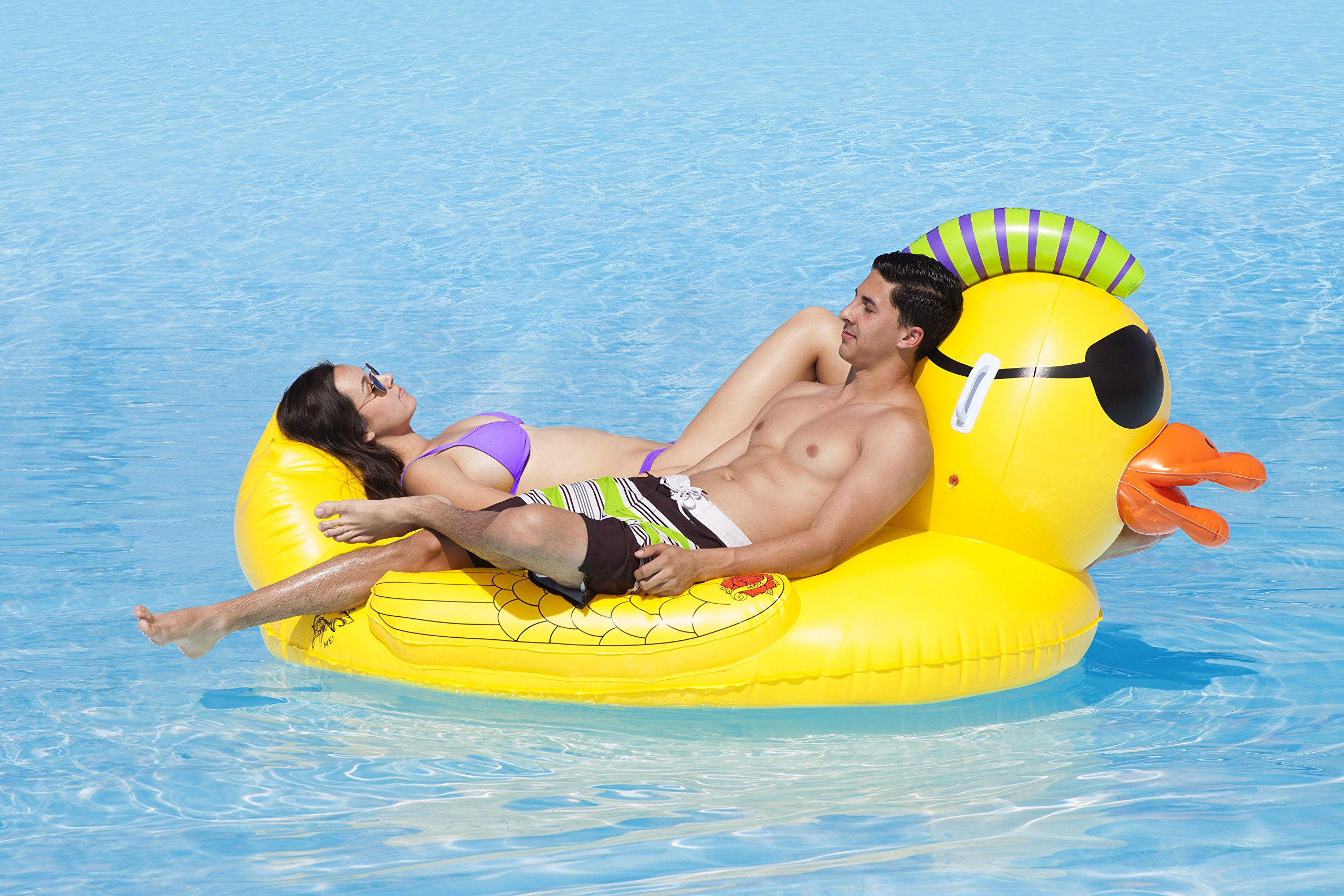SPORTSSTUFF PUNK PIRATE DUCK Float by SportsStuff (Image #2)