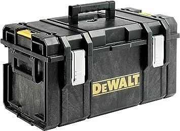 Dewalt 1-70-322 Caja de herramientas DS300, Negro: Amazon.es ...