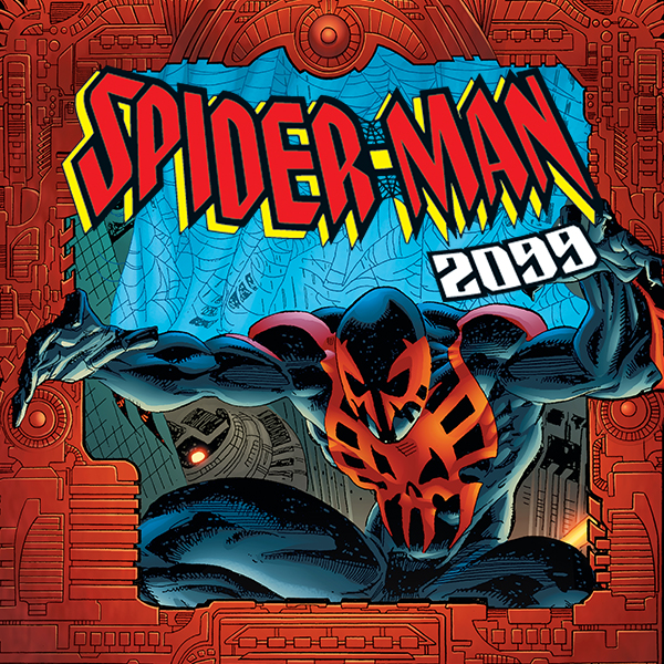 Spider-Man 2099 (1992-1996) (Collections) (4 Enrol Series)
