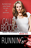 Running (PAVAD: FBI Romantic Suspense Book 6)
