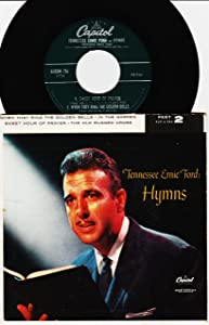 Tennessee Ernie Ford ~ Capitol EAP 2-756 45 EP w/ PS