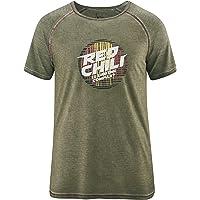 Red Chili Me Shodo T-Shirt Camiseta, Hombre