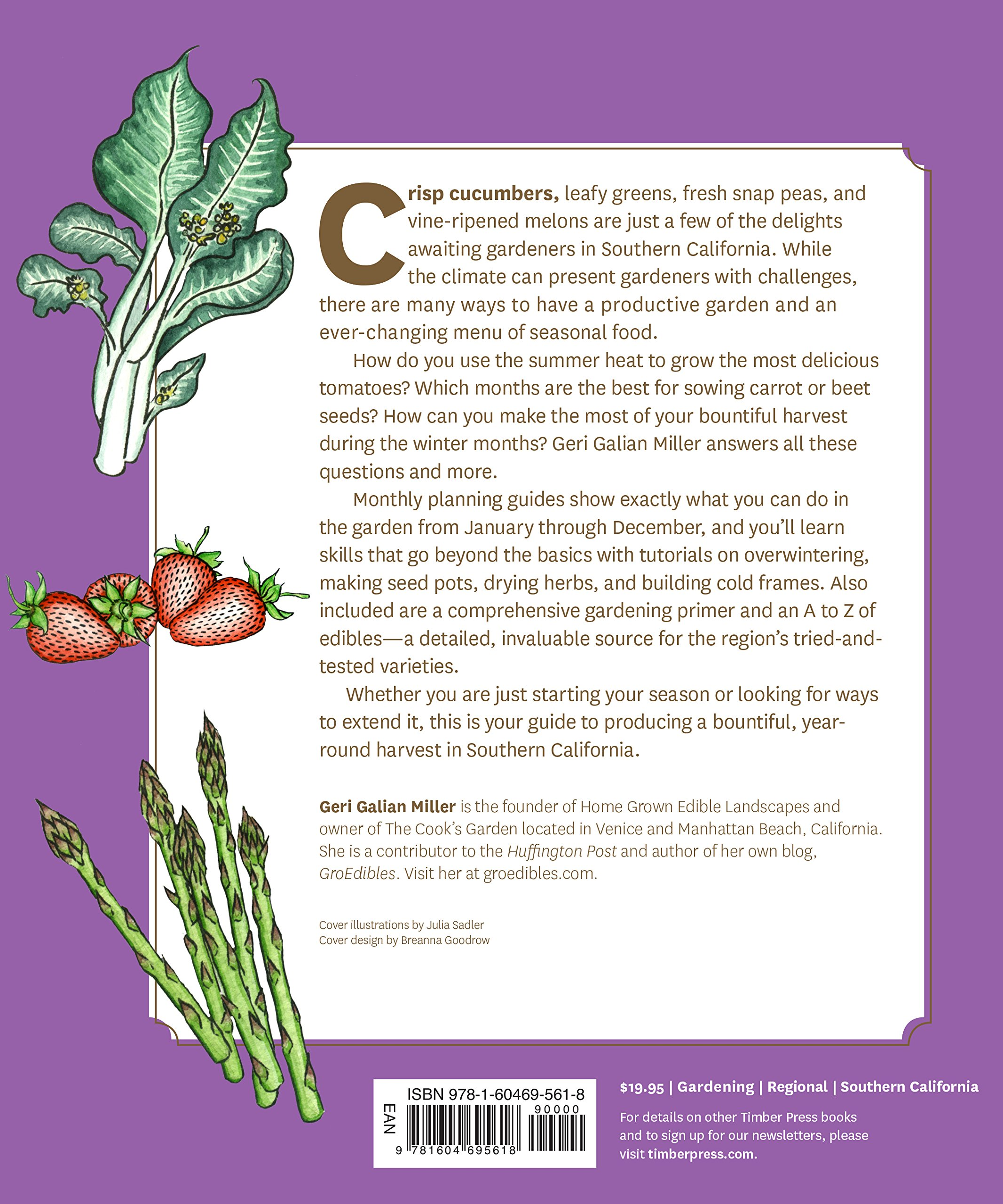 the timber press guide to vegetable gardening in southern