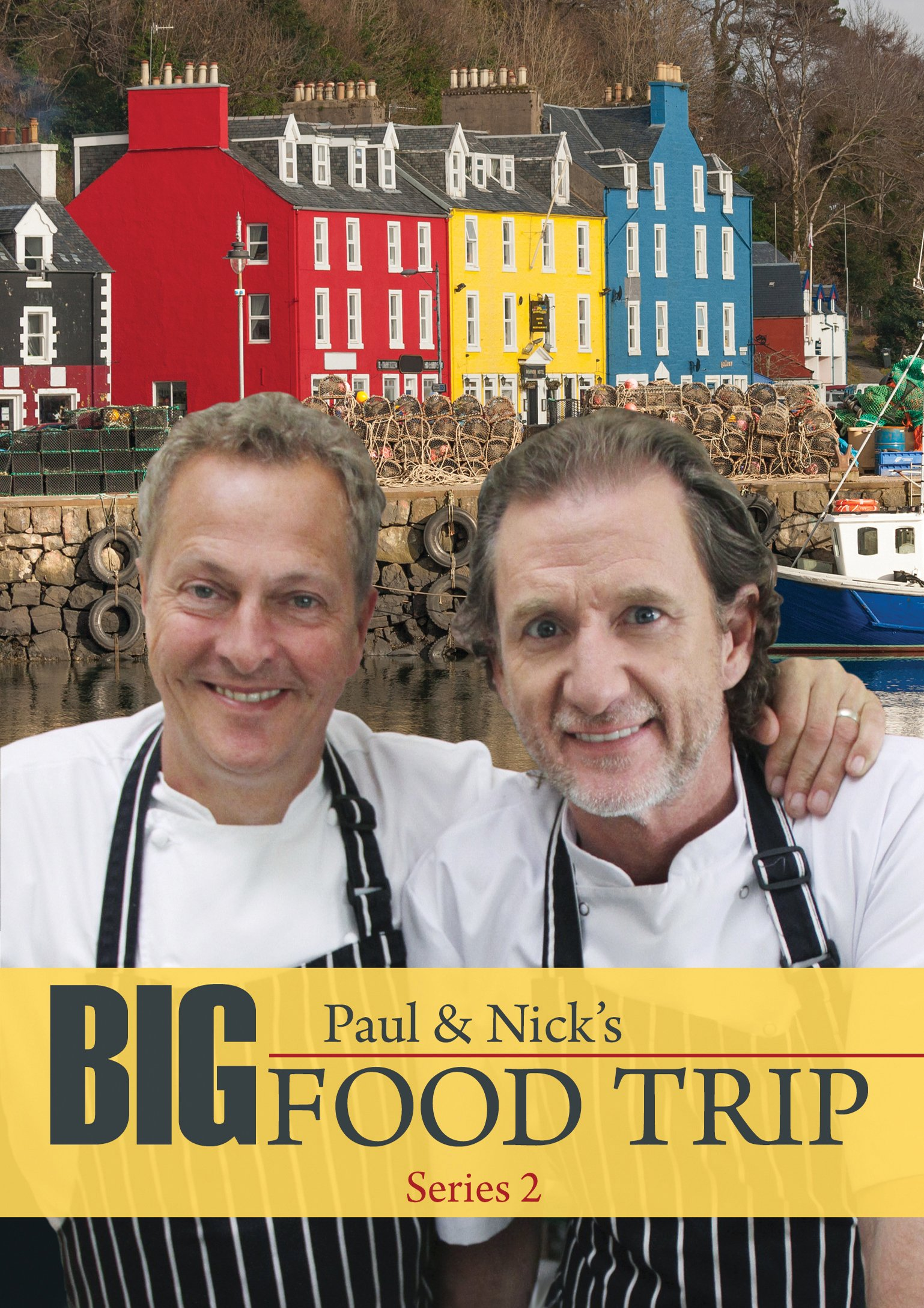 Paul & Nick's Big Food Trip (series 2) by Dreamscape Media
