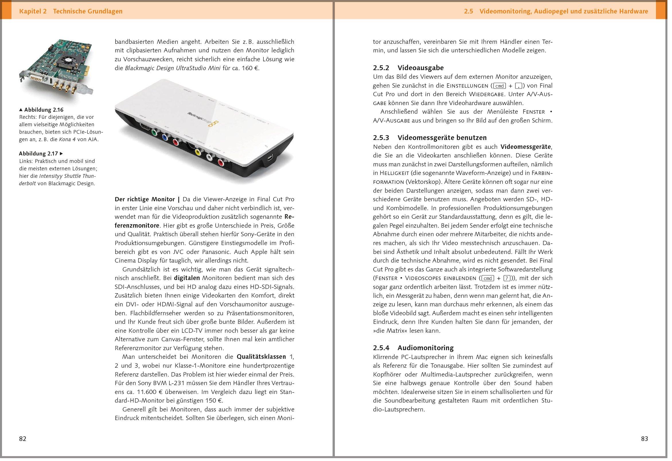 Final Cut Pro X 10.2: Das umfassende Handbuch zur neuen Version 10.2 ...