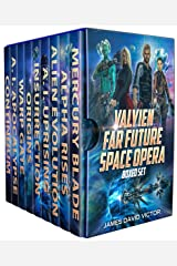 Valyien Far Future Space Opera Boxed Set Kindle Edition