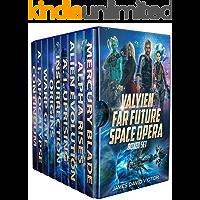 Valyien Far Future Space Opera Boxed Set