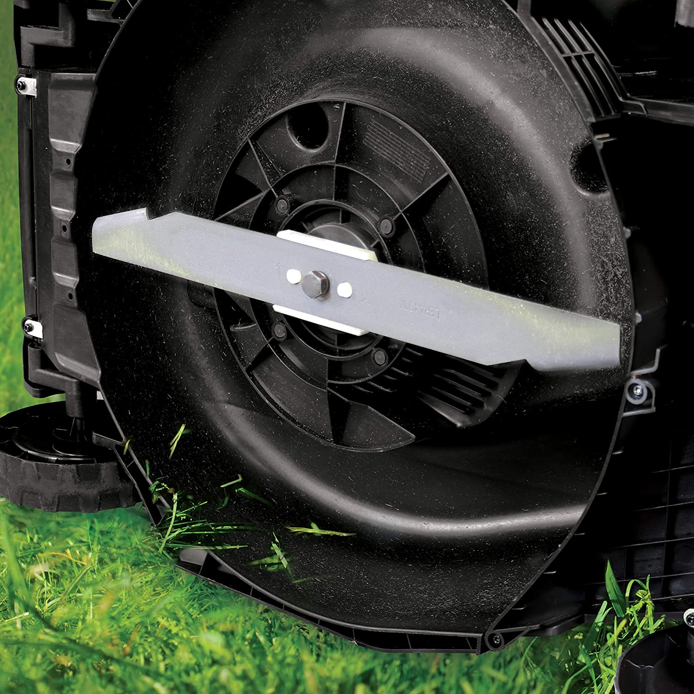 Tool Only Sun Joe 24V-X2-17LM-CT Mulching Lawn Mower w//Grass Catcher