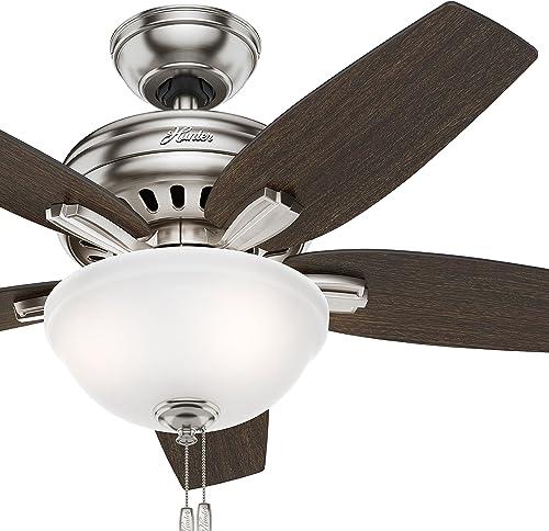 Hunter Fan 42 inch Brushed Nickel Ceiling Fan