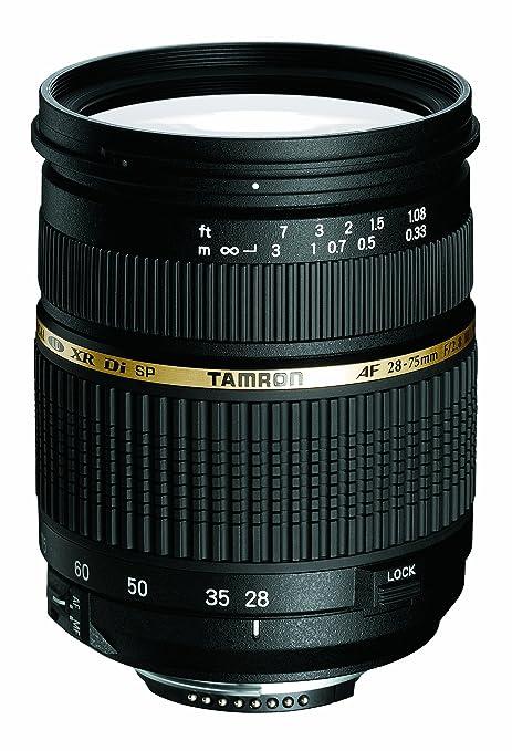94 opinioni per Tamron SP AF 28- 75mm F/2.8 Obiettivo Zoom di Alta Luminosità per Nikon