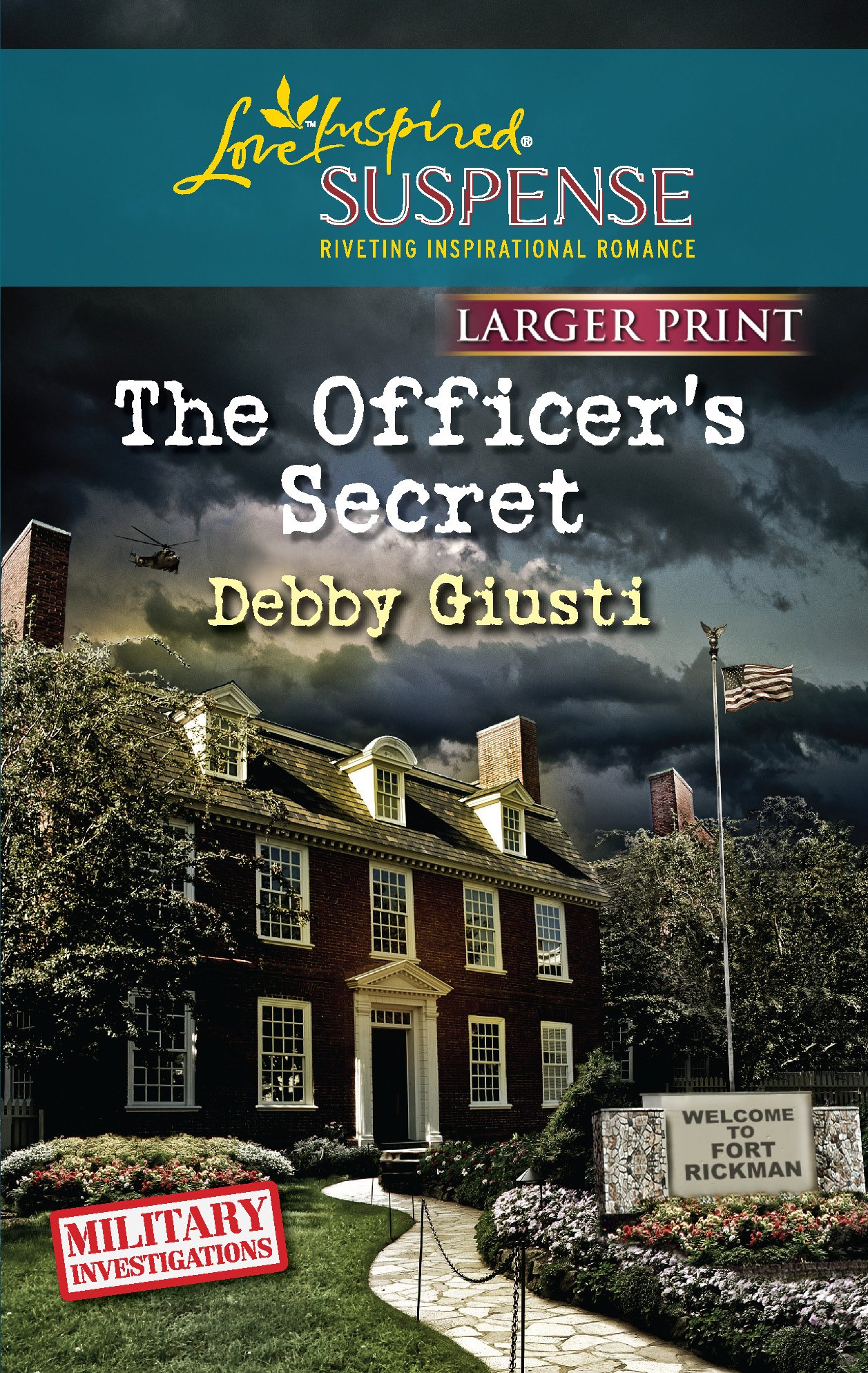 The Officer's Secret (Military Investigations) pdf