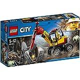Lego City Mining Spaccaroccia da Miniera,, 60185